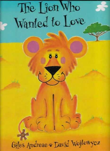 Image for The Lion Who Wanted to Love