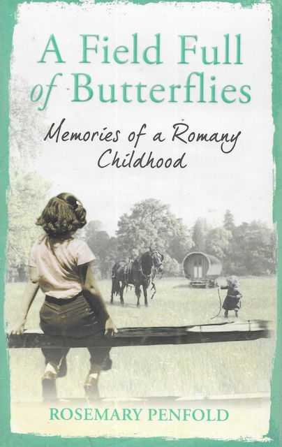 Image for A Field of Butterflies: Memories of a Romany Childhood