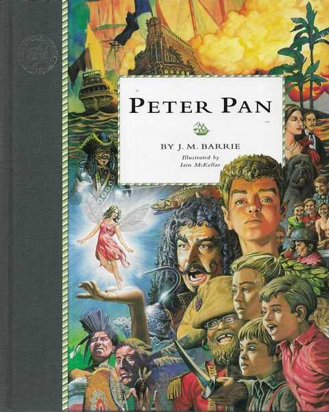 Image for Peter Pan [The Classic Storybook Collection] Includes 2 CD's narrated by Judy Dick