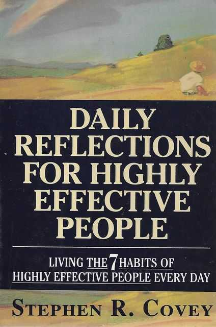 Image for Daily Reflections for Highly Effective People