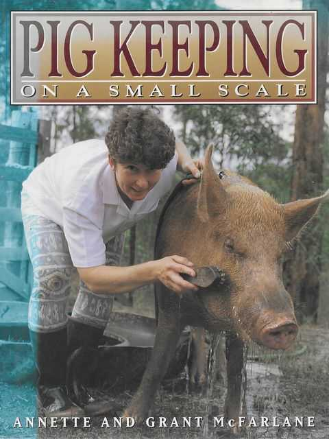 Image for Pig Keeping On A Small Scale