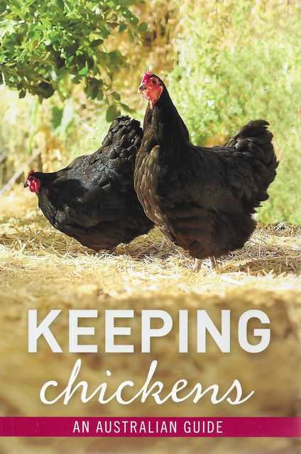 Image for Keeping Chickens: An Australian Guide