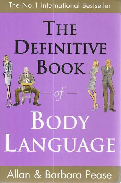 Image for The Definitive Book of Body Language