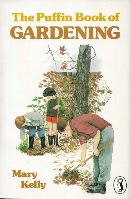 Image for The Puffin Book of Gardening