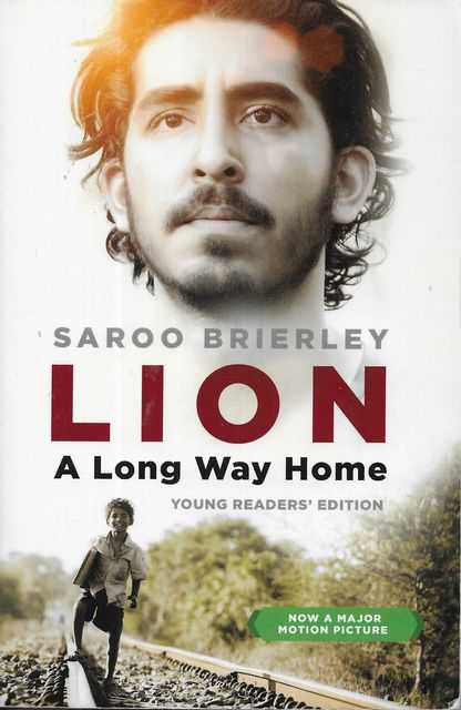 Image for Lion - A Long Way Home [Young Readers' Edition]
