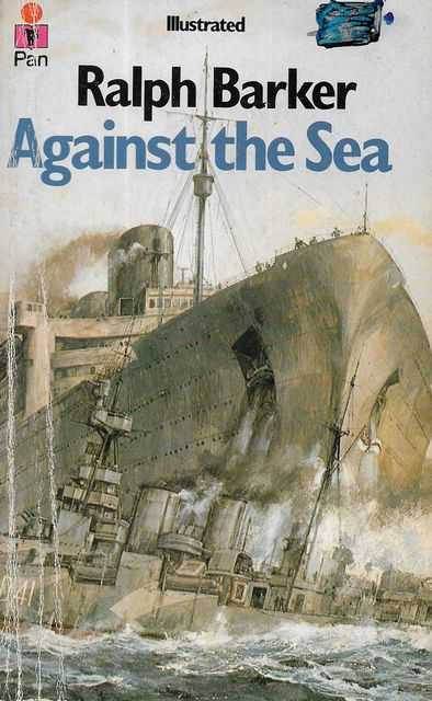 Image for Against The Sea: True Stories of Disaster and Survival [Illustrated]