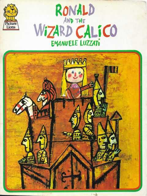 Image for Ronald and the Wizard Calico