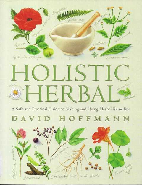 Image for Holistic Herbal: A Safe and Practical Guide to Making and Using Herbal Remedies
