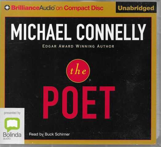 Image for The Poet [read by Buck Schirner] [12 CD's]