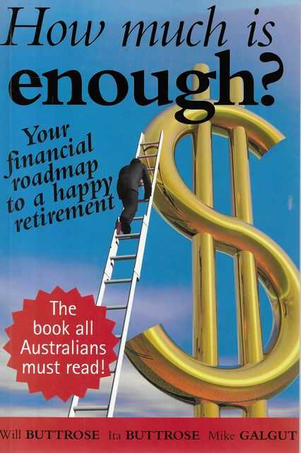 Image for How Much Is Enough? Your Financial Roadmap to a Happy Retirement