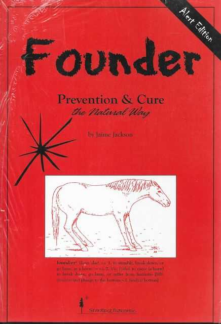 Image for Founder Prevention & Cure The Natural Way [New Still Sealed]