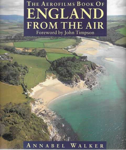 Image for The Aerofilms Book of England From The Air