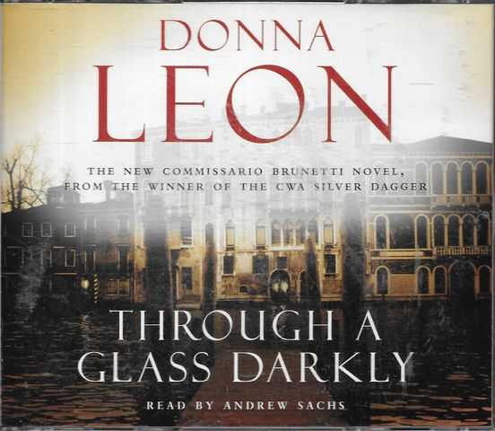 Image for Through A Glass Darkly [Read by Andrew Sachs] [3 CD's]