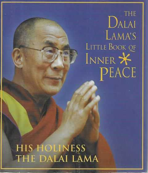 Image for The Dalai Lama's Little Book of Inner Peace