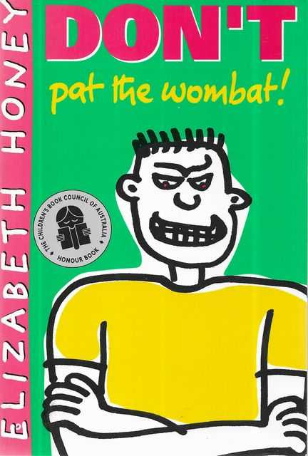 Image for Don't Pat The Wombat!