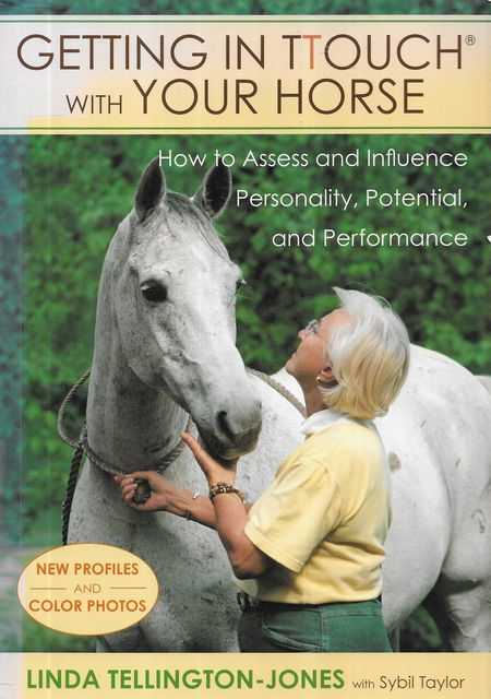 Image for Getting In Touch With your Horse: How To Assess and Influence Personality, Potential and Performance