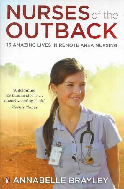 Image for Nurses of the Outback: 15 Amazing Lives in Remote Area Nursing