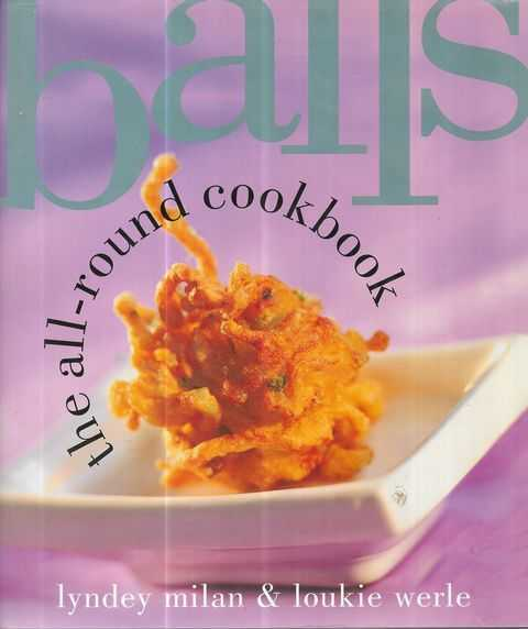 Image for Balls: The All-Round Cookbook