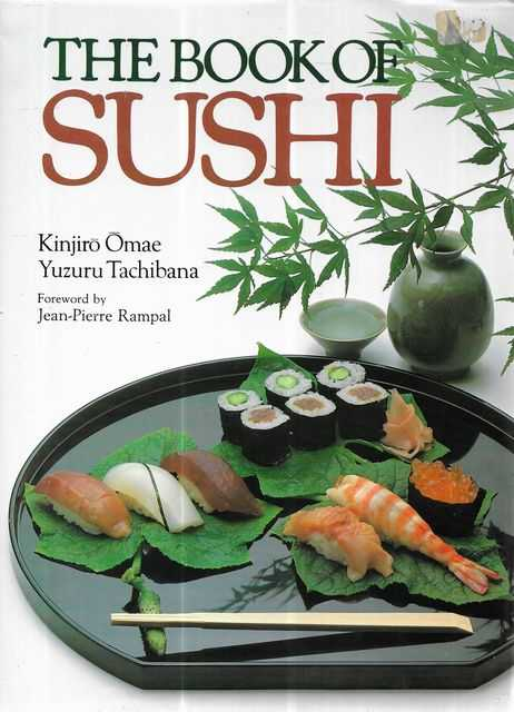 Image for The Book of Sushi