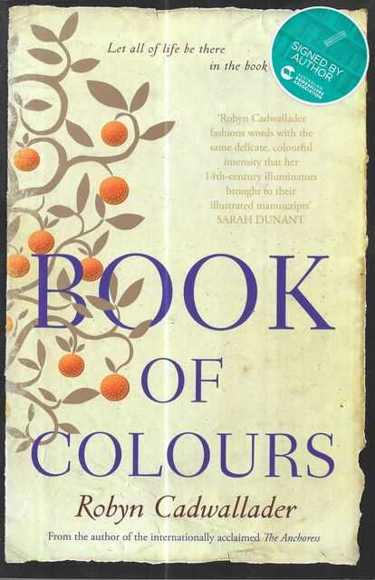 Image for Book of Colours