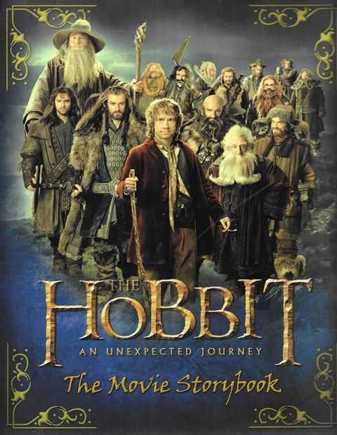 Image for The Hobbit: An Unexpected Journey - The Movie Storybook