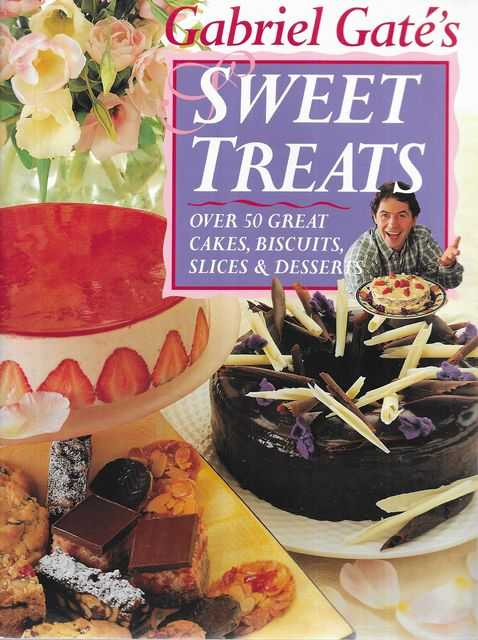 Image for Gabriel Gate's Sweet Treats