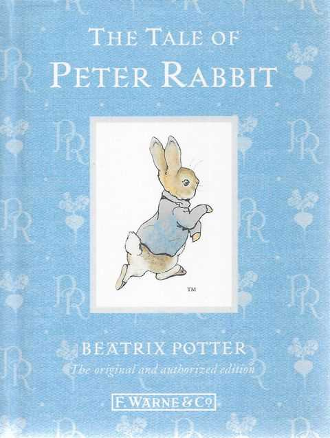 Image for The Tale of Peter Rabbit [110th Anniversary Edition]