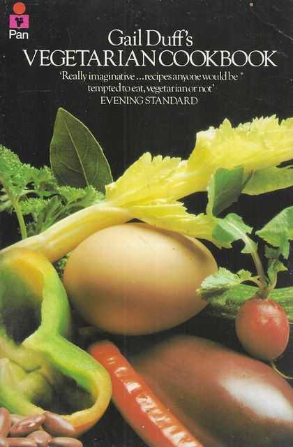 Image for Gail Duff's vegetarian Cookbook