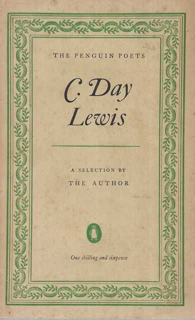 Image for C. Day Lewis - A Selection by The Author [The Penguin Poets]