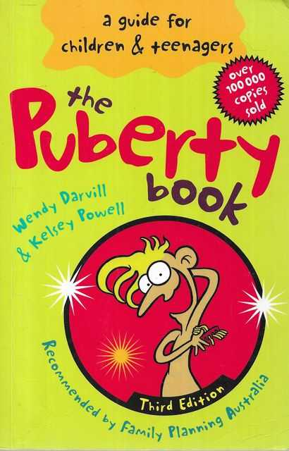 Image for The Puberty Book: A Guide for Children & Teenagers