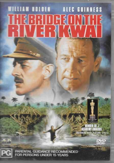 Image for The Bridge on the River Kwai [DVD]