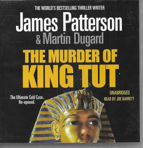 Image for The Murder of King Tut [Read by Joe Barrett] [5 CD's]