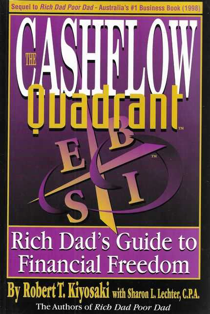 Image for The Cashflow Quadrant: Rich Dad's Guide to Financial Freedom