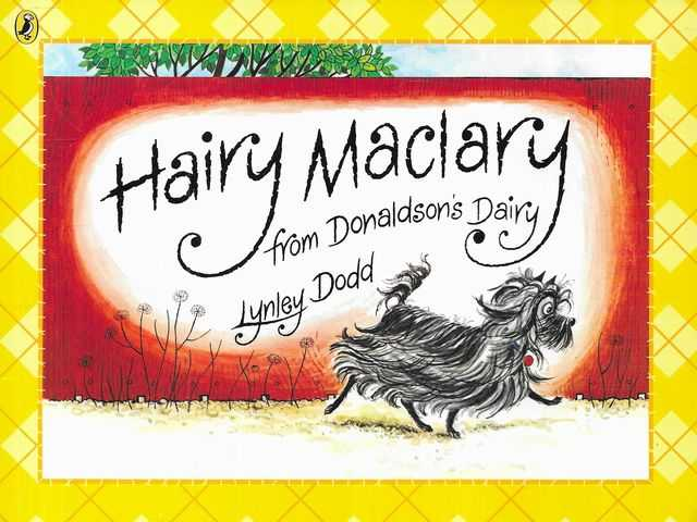 Image for Hairy Maclary from Donaldson's Dairy [Kid's Mini Book Collection]