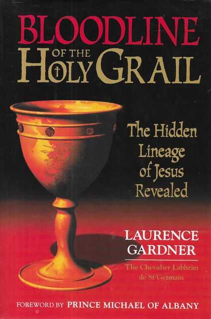 Image for Bloodline of the Holy Grail: The Hidden Lineage of Jesus Revealed