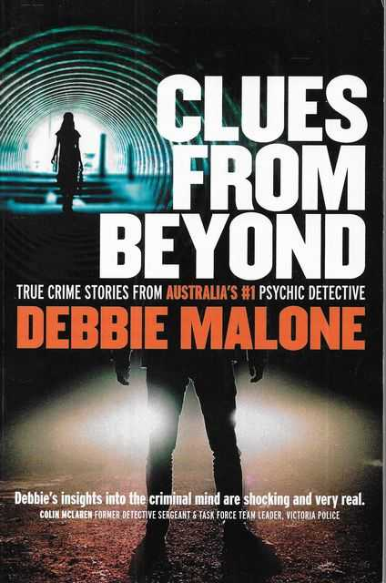 Image for Clues From Beyond : True Crime Stories from Australia's #1 Psychic Detective