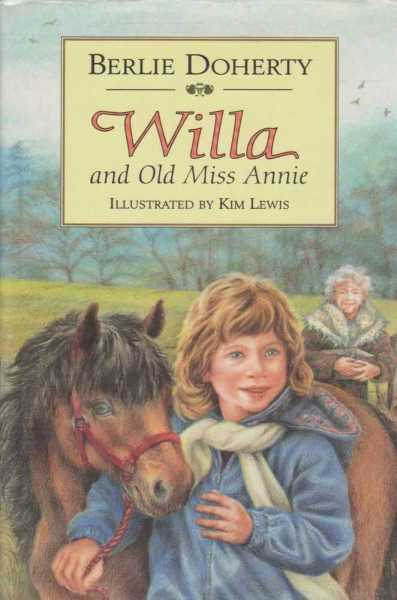 WILLA AND OLD MISS ANNIE, Doherty, Berlie