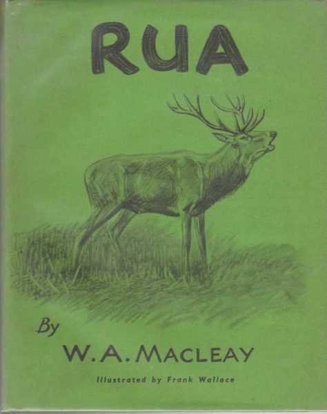 RUA: THE STORY OF A HIGHLAND RED DEER, Macleay, W.A.