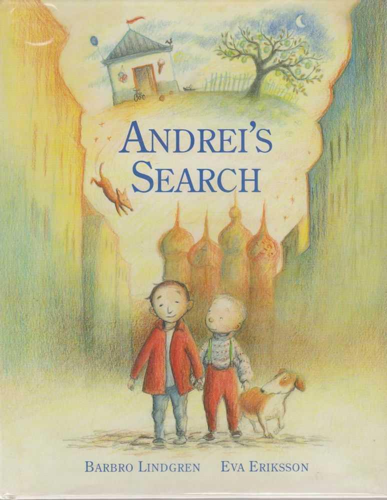 Andrei's Search, Lindgren,Barbro