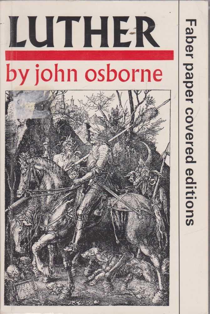 LUTHER, Osborne, John
