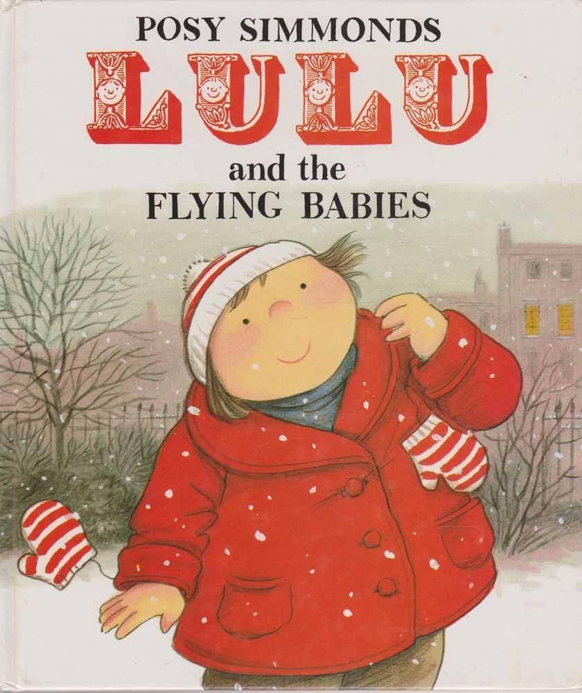 LULU & THE FLYING BABIES, Simmonds, Posy