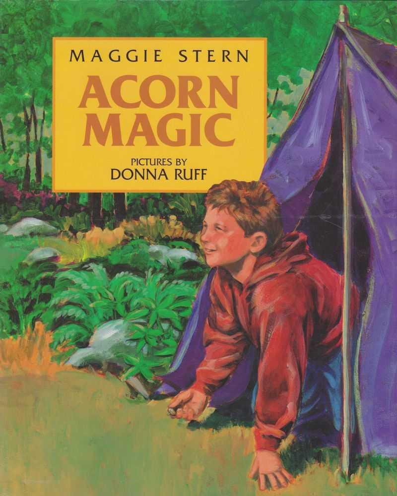 ACORN MAGIC, Stern, Maggie,