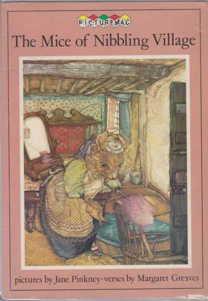 THE MICE OF NIBBLING VILLAGE, Pinkney, Jane