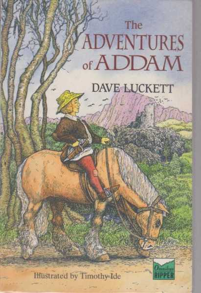 THE ADVENTURES OF ADDAM, Luckett, Dave