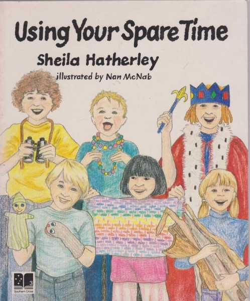 USING YOUR SPARE TIME, Hatherley, Sheila