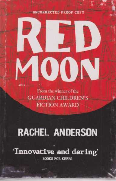 RED MOON, Anderson, Rachel
