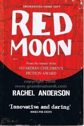 RED MOON, Anderson, Rachel