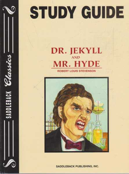 DR. JEKYLL AND MR. HYDE - With Study Guide ( Saddleback Classics ), Robert Louis Stevenson ( adapted by Janice Greene )