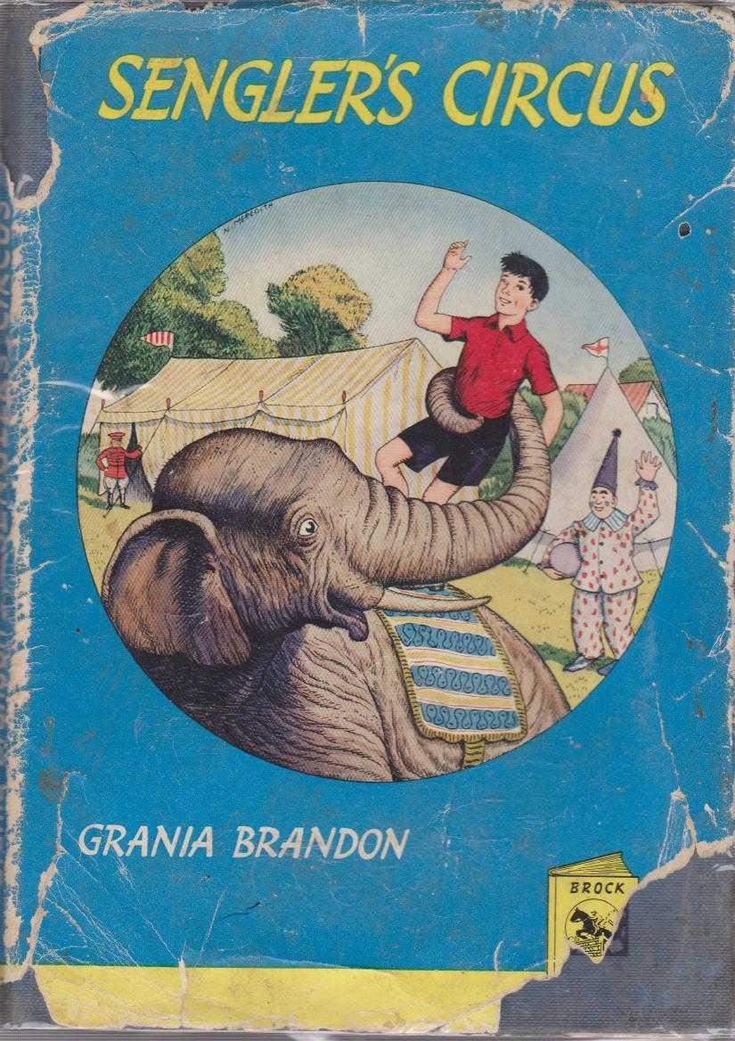 SENGLER'S CIRCUS, Brandon, Grania
