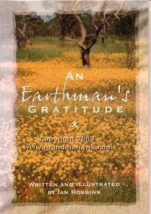 AN EARTHMAN'S GRATITUDE, Robbins, Ian